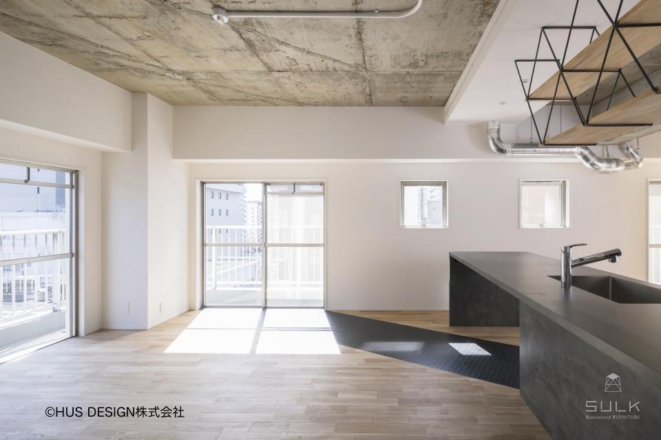 写真:大阪府大阪市 HUS DESIGN株式会社様 デザインのリノベーション