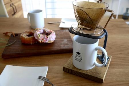 写真:COFFEE DRIPPER STAND – single