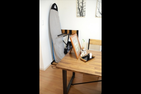 写真:SURFBOARD RACK