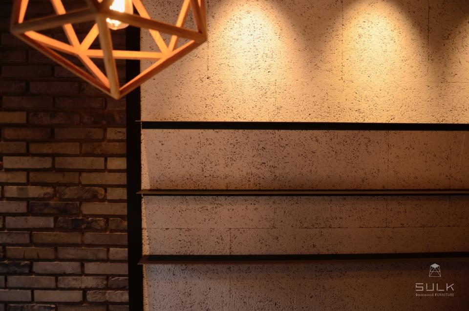 写真:京都府京都市 フレグランスショップ様 店舗什器