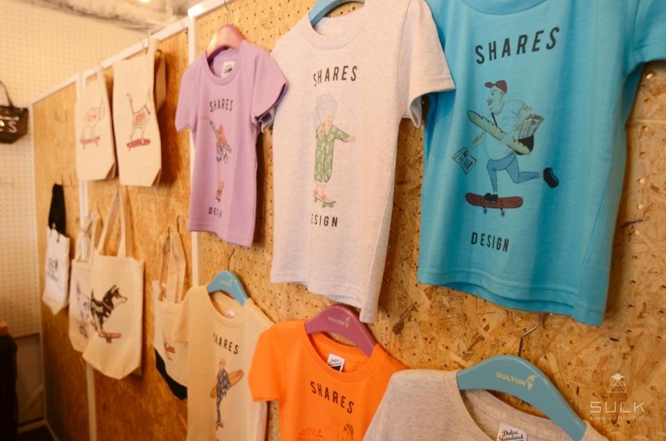 写真:東京都 江戸川区 SHARES DESIGN様 店舗什器