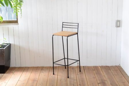 写真:RB Highchair – compact  / Wood seat