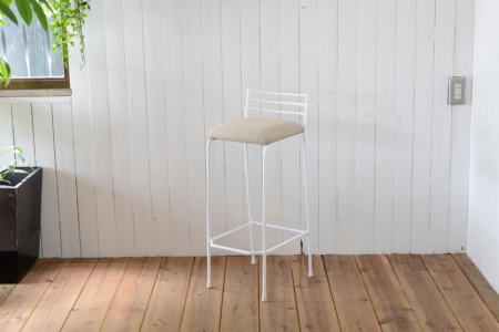 写真:RB Highchair – compact  / Fabric seat