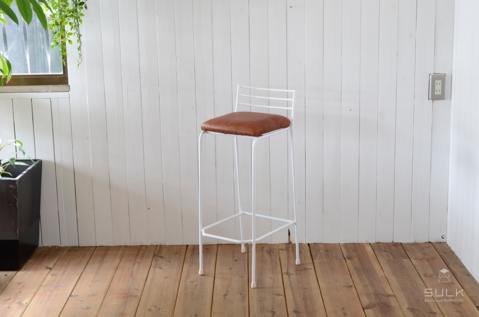 写真:RB Highchair – compact  / Leather seat