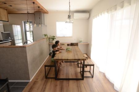 写真:和歌山県和歌山市 N様邸 オーダーCUBE