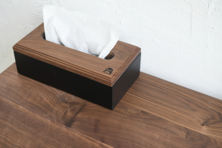 写真:STEELWOOD PAPER BOX