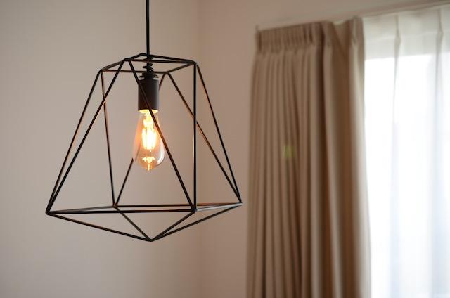 写真:LAMPSHADE – pyramid
