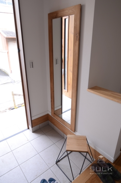 写真:和歌山県 和歌山市 M様邸 家具一式