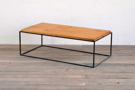 写真:W920 TETRAGON TABLE – OAK