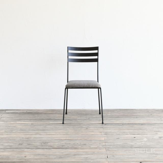 写真:BASIC CHAIR – Fabric seat