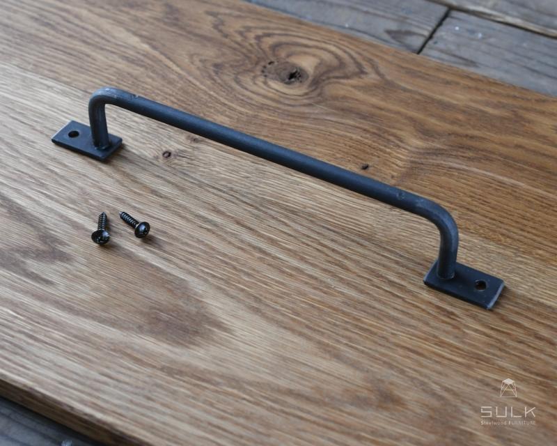 写真:Steel Handle #1 シカク