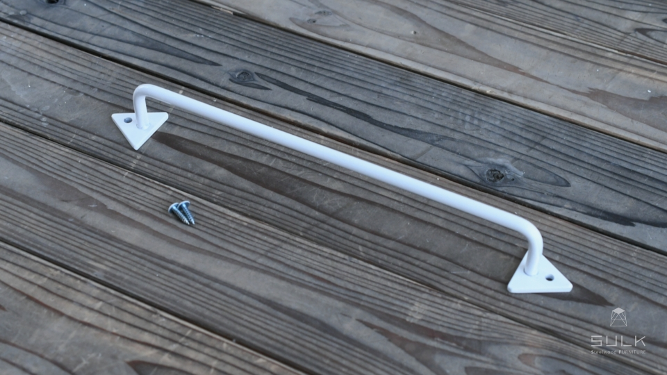 写真:Steel Handle #2 サンカク
