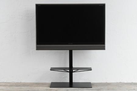 写真:【オプション】TV stand shelf – steel top