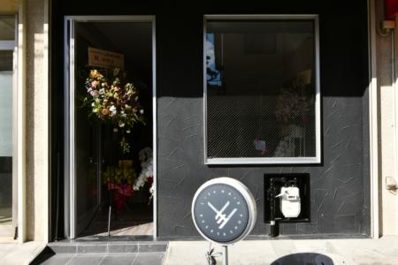 写真:大阪府堺市 BARBERSHOPLiFeHAIR様向け 店舗什器