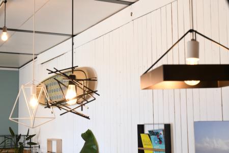 写真:LAMPSHADE – nest