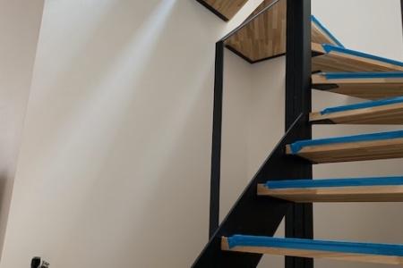 写真:大阪府松原市 N様邸 階段支柱、手摺