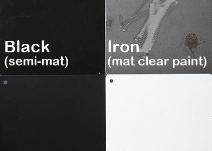 写真:WALL RACK – D200 / 2段 × 2pieces