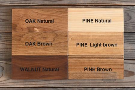 写真:木材サンプルセット