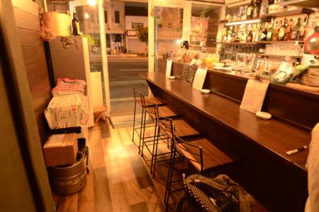 写真:大阪府大阪市 deli,cafe&bar tulak/トゥラーク様 ハイチェア他