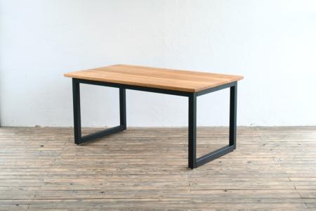 写真:DINING TABLE – Square frame / OAK