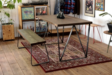 写真:GL DINING TABLE – W frame