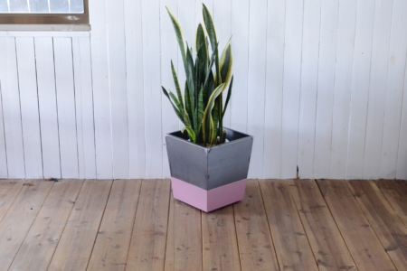 写真:BICOLOR POT COVER – small