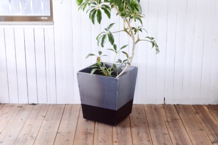 写真:BICOLOR POT COVER – medium