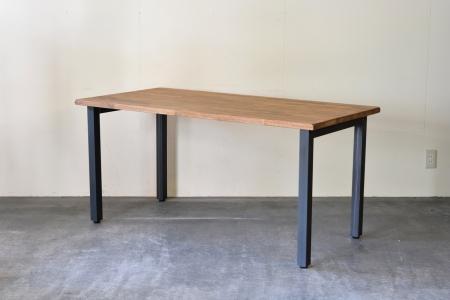 写真:LAMINATED PINE DINING TABLE – Portal frame